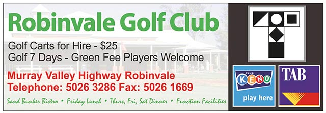 Robinvale Golf Club