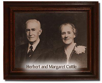 Herbert & Margaret Cuttle