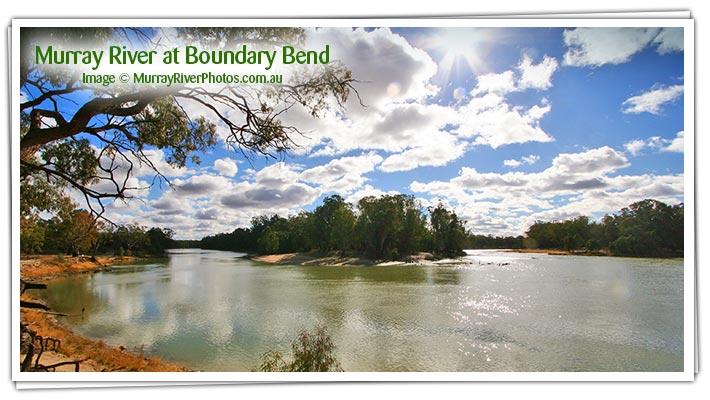 Boundary Bend