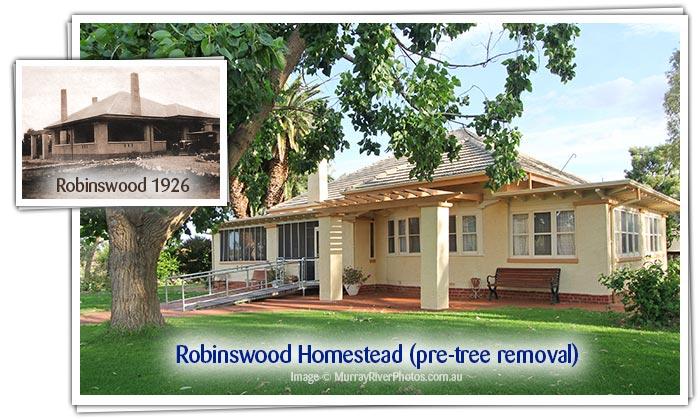 Robinswood Homestead