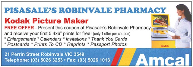 Pisasale's Robinvale Pharmacy