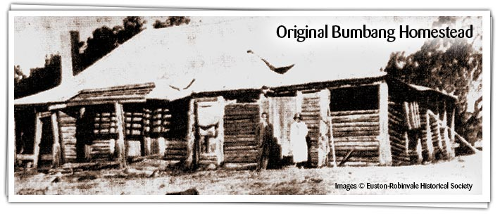 Original Bumbang Homestead