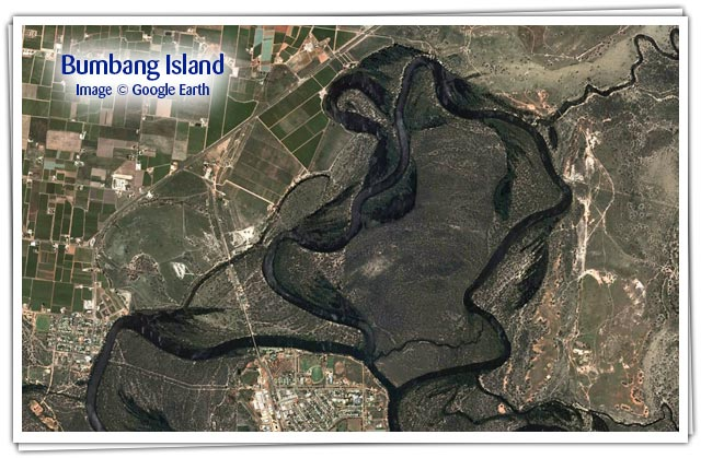 Bumbang Island aerial