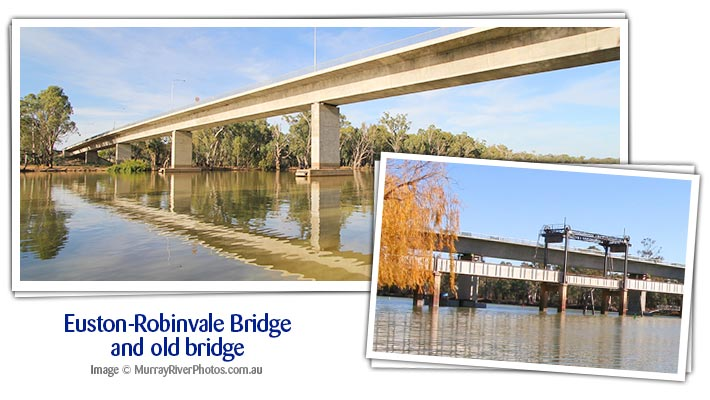 Euston-Robinvale Bridge