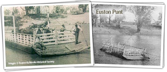 Original Euston Punt