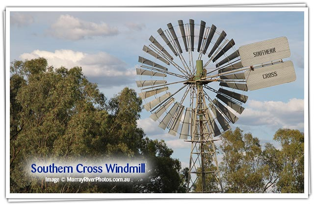 Southern Cross Windmill